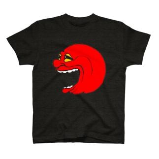 赤面Tシャツ T-shirts