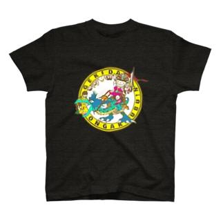 劇団×音楽部 勇者編 T-shirts
