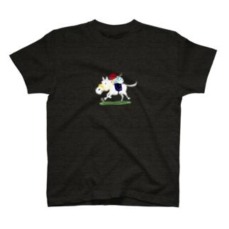 ショーゴ🐎ˢᴴᴼᴳᴼの6番 T-shirts