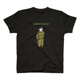 Kyotaro TachikawaのSystema Masters ~Vladimir Vasiliev ~ T-shirts