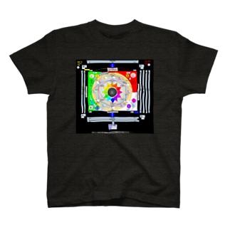 2020年度版感情グラフ T-shirts