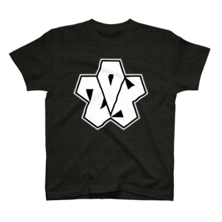 ZOX Official StoreのZOXTA(白) T-shirts
