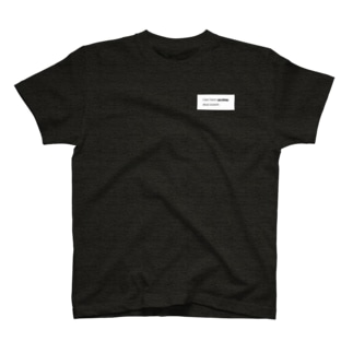 研究なんもわからん T-shirts