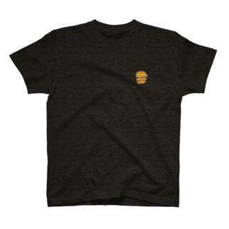 ダークネスハンバーガー師匠 T-shirts