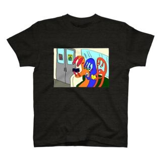 電車 T-shirts
