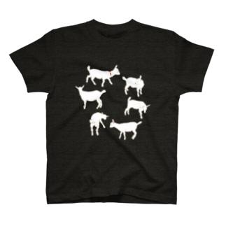 子やぎズ T-shirts