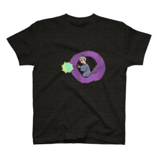 ゑまる童子 T-shirts