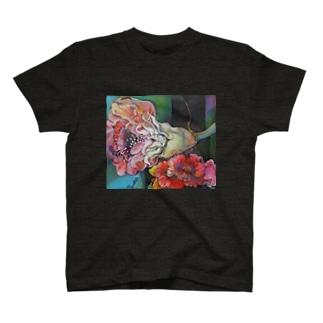 花の都 T-shirts