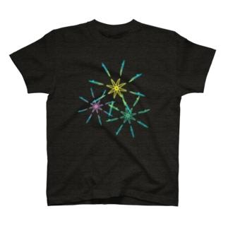 ハナビ T-shirts