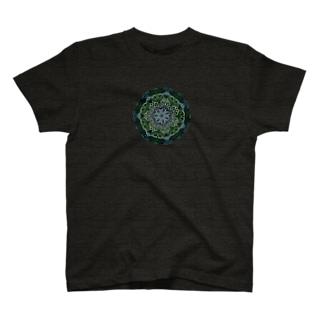 キカガクモヨウ 「スイレン」 T-shirts