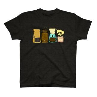KateのBreak Time T-shirts