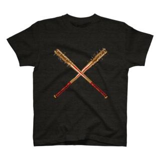 釘バット T-shirts