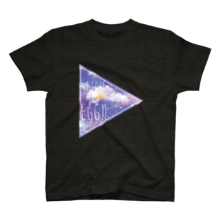 EGG SPACE T-shirts