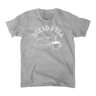 BREAD&TEA Tシャツ