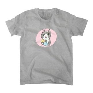 ねこまま Tシャツ