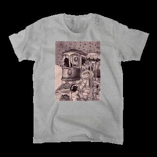 ようこそ、星明かりの宿屋へ Tシャツ
