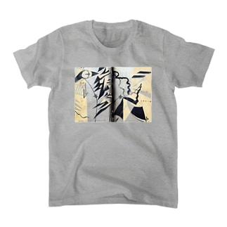 『エポック』 第4號(1923年1月)玉村善之助 カバーデザイン Tシャツ