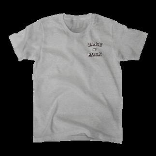 DANCE ROCK Tシャツ