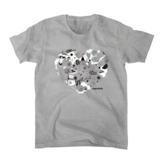 Kayaributa (Gray) Tシャツ