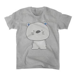 ねこさん(heazu) T-shirts