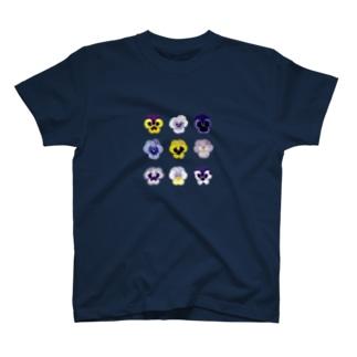いろとりどりのこども Tシャツ