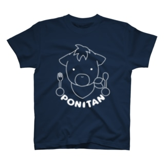 ポニたん。 Tシャツ