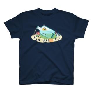 ペンギンボトル18 Tシャツ