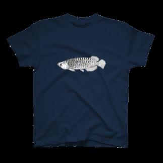 yukisugimoto_artworkのarowana Tシャツ