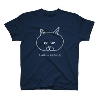 こじまのねこ Tシャツ
