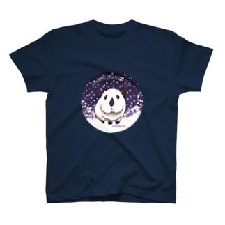 楽しい雪の日 Tシャツ