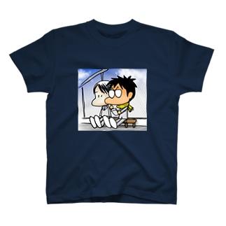 おべんとおべんとうれしいな Tシャツ