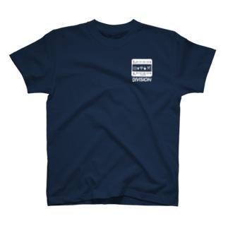 DIVISION_STAFF専用 Tシャツ
