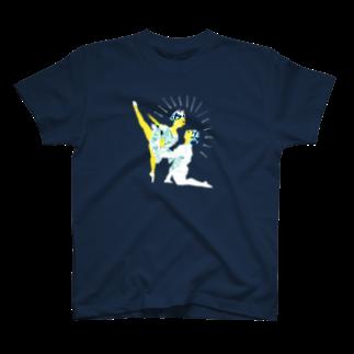 horimotoxxyukiのSwan LakeTシャツ