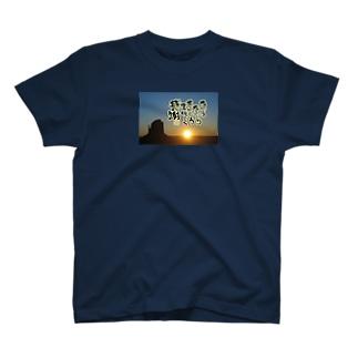 「ありがとう感謝」by 言霊屋いたる Tシャツ