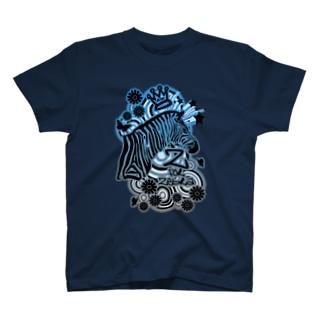 Z for Zebra Tシャツ