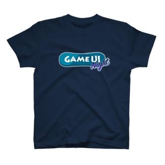 Game UI Night! Tシャツ