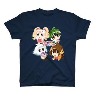 はるなつあきふゆ Tシャツ