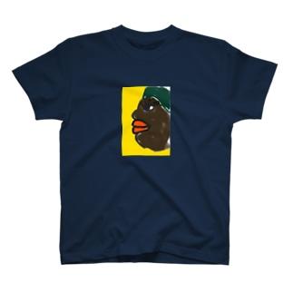 African Beauty  Tシャツ