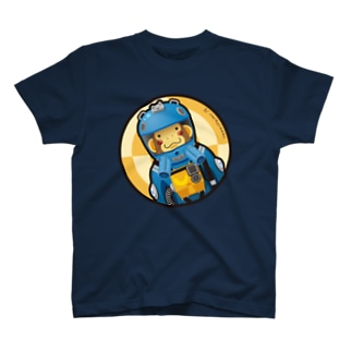 SpaceMonkey Tシャツ