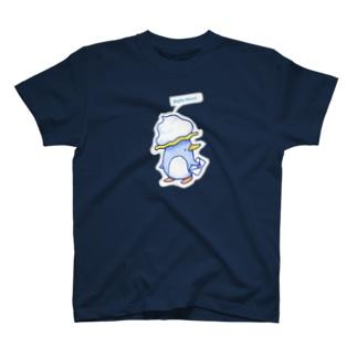 バブールレターb Tシャツ