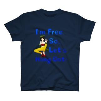 Crazy Girl's Tシャツ