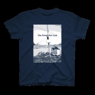 hassegawaのポンプ小屋教団シャツ2017夏Tシャツ