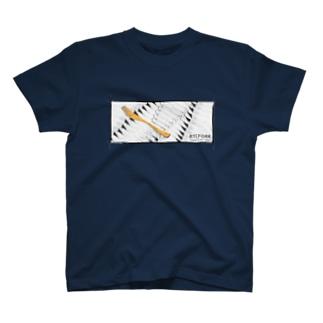 BTCFORK by BFM33211 Tシャツ