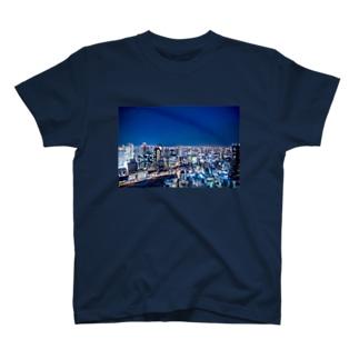 梅田の夜景 Tシャツ