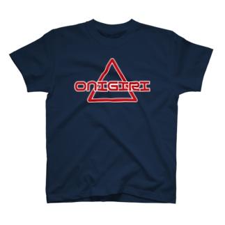ONIGIRI Tシャツ