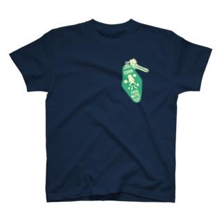 フロッグモーテルの鍵 Tシャツ