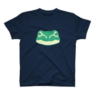 フロッグモーテルのシャチョー Tシャツ