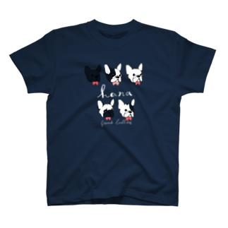 名入れTシャツ フレブル Tシャツ