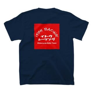 ITOH Racing背面バージョンT T-shirts