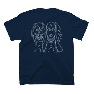 ほのぼのだっくすぶらざーず T-shirts